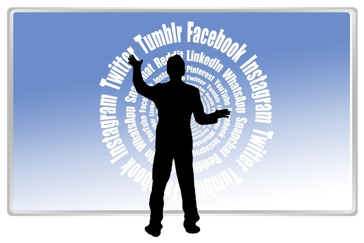 Social Media Communication Network  - geralt / Pixabay